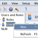 Basics - Configuring a reports-only user