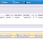 Multihost consistent backups in NetWorker 9