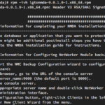 Backing up Oracle with NMDA